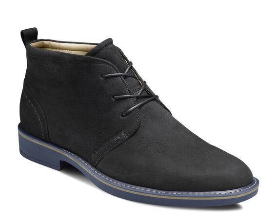 ECCO Biarritz Boot (BLACK)