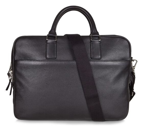 ECCO Jos Laptop Bag 15inch (BLACK)