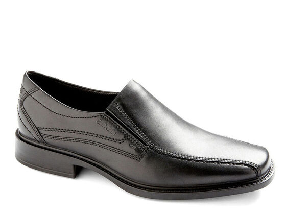 ECCO New Jersey Slip On (BLACK)