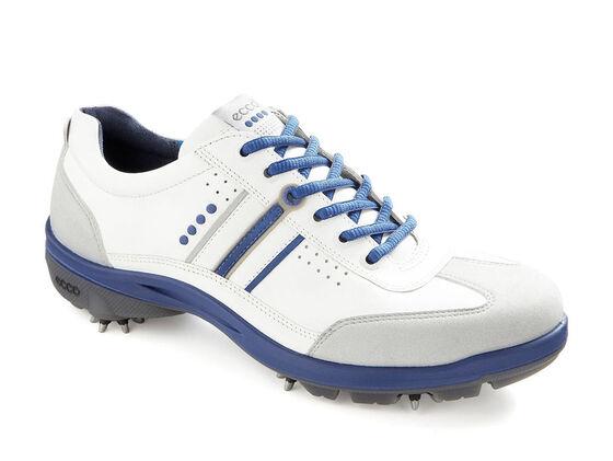 ECCO Mens Cool III Hydromax (CONCRETE/WHITE/MAZARINE BLUE)