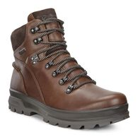 ECCO Mens Rugged Track GTX HiECCO Mens Rugged Track GTX Hi in BISON/MOCHA (59395)