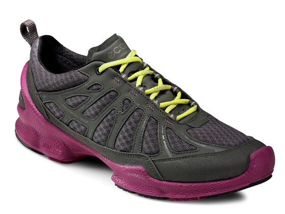 ECCO Womens BIOM Train Core (DARK SHADOW/DARK SHA./FUCHSIA)