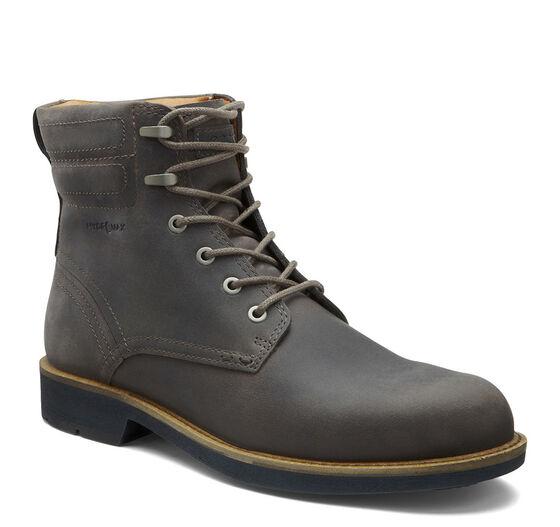 ECCO Bendix Plain Toe Boot (STONE)