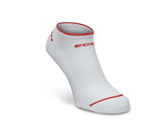 ECCO Womens Golf Sock 2-PK (CHERRY RED)
