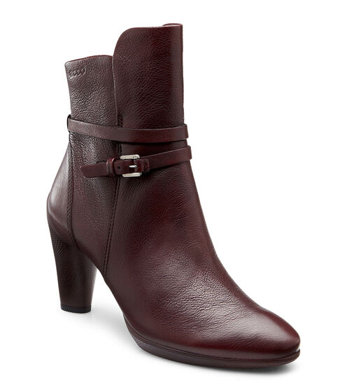 ECCO Sculptured 75 Ankle Boot (BORDEAUX)