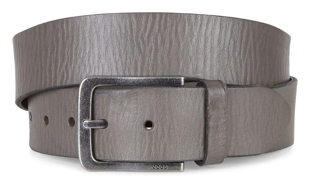 ECCO Edward Casual Belt (WARM GREY)