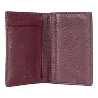 ECCO Iola Card CaseECCO Iola Card Case in WINE (90633)