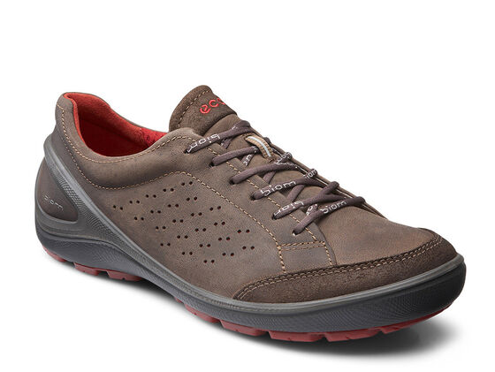 ECCO Mens BIOM Grip 1.1 (DARK CLAY/COCOA BROWN)