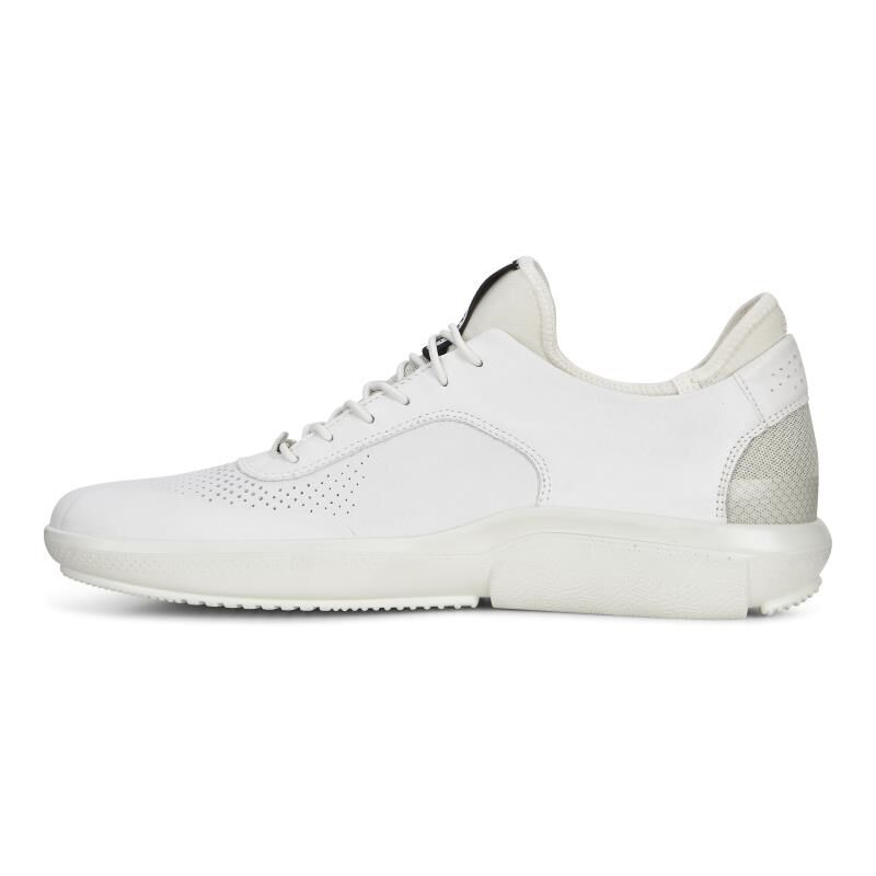 ... ECCO Mens Intrinsic 3 LeatherECCO Mens Intrinsic 3 Leather WHITE  (01007) ...