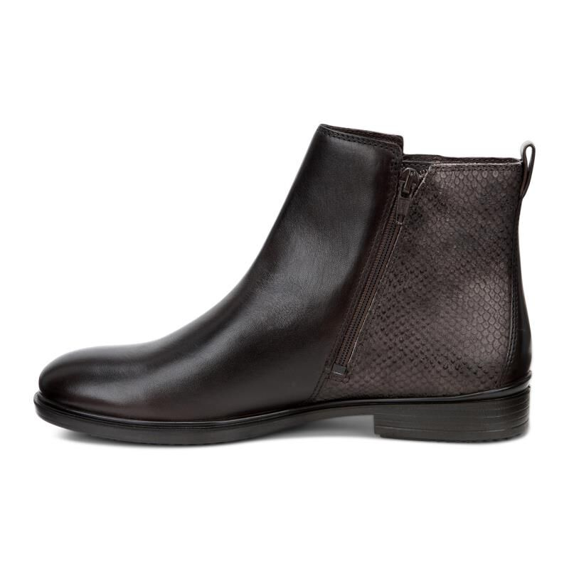 ... ECCO Touch 15 Scale BootieECCO Touch 15 Scale Bootie COFFEE/ESPRESSO  (52987) ...