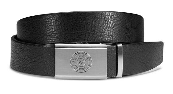 ECCO Sporty Belt (BLACK/COFFEE)