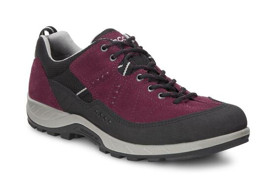 ECCO Womens Yura GTX (BLACK/MORILLO)