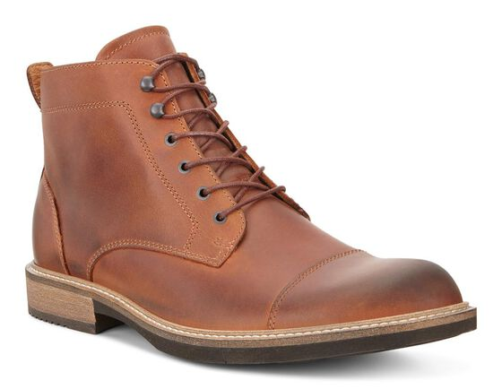 ECCO Kenton Vintage BootECCO Kenton Vintage Boot COGNAC LIGHT (50844)