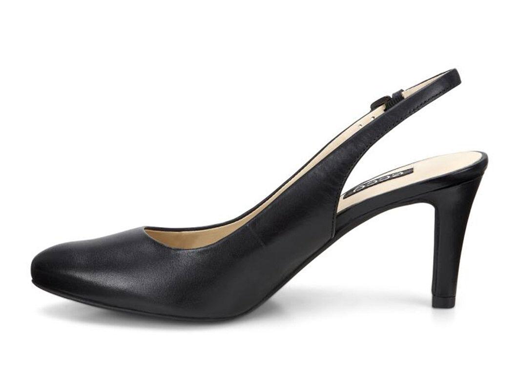 Womens Shoes ECCO Taylor Sling Pump Black