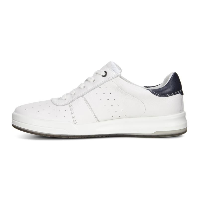 Buying New Mens Sneakers - Ecco Jack White