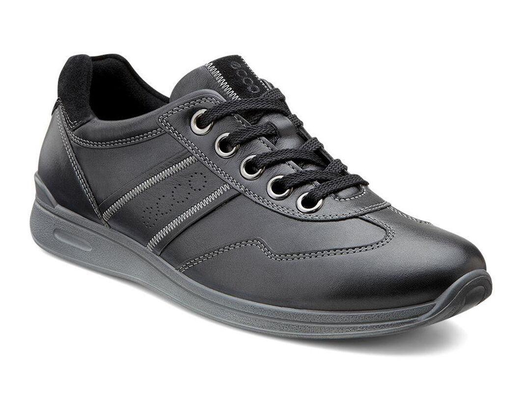 ... ECCO Mobile IIECCO Mobile II Black/Black Women Sneakers ...