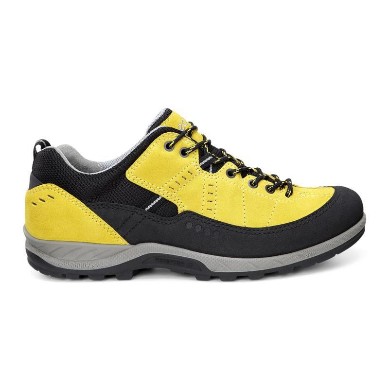 Womens Shoes ECCO Sport Yura Black/Bamboo