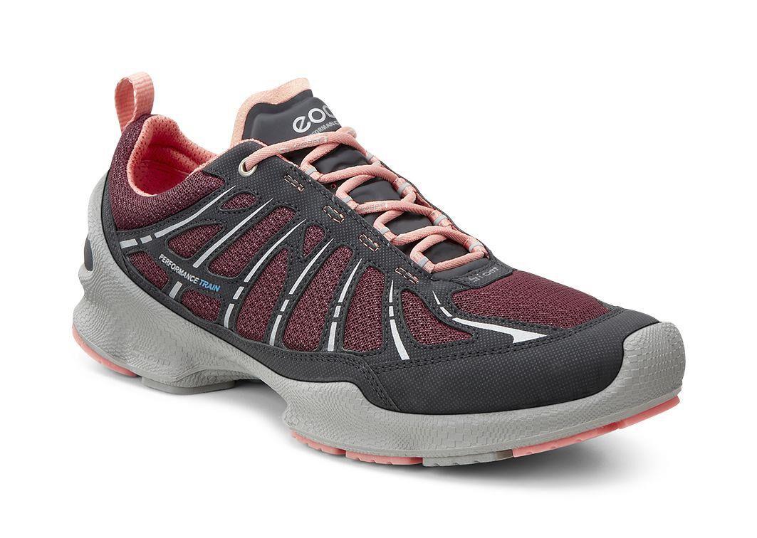 Womens Shoes ECCO Sport Biom Train Black/Morillo