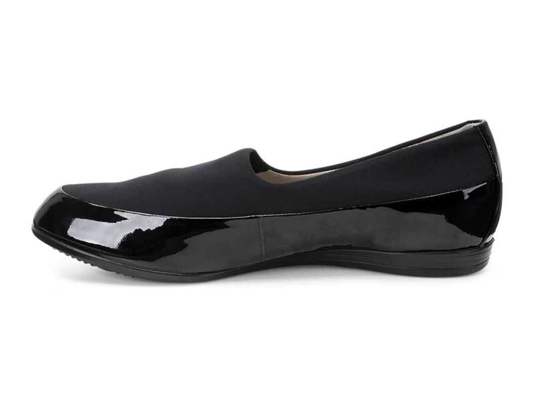 Womens Shoes ECCO Touch 15 Slip-On Black
