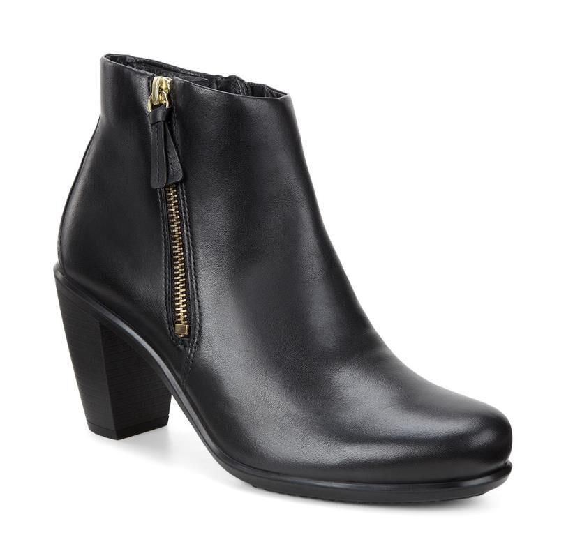 ECCO Touch 75 Ankle BootieECCO Touch 75 Ankle Bootie BLACK (01001) ...