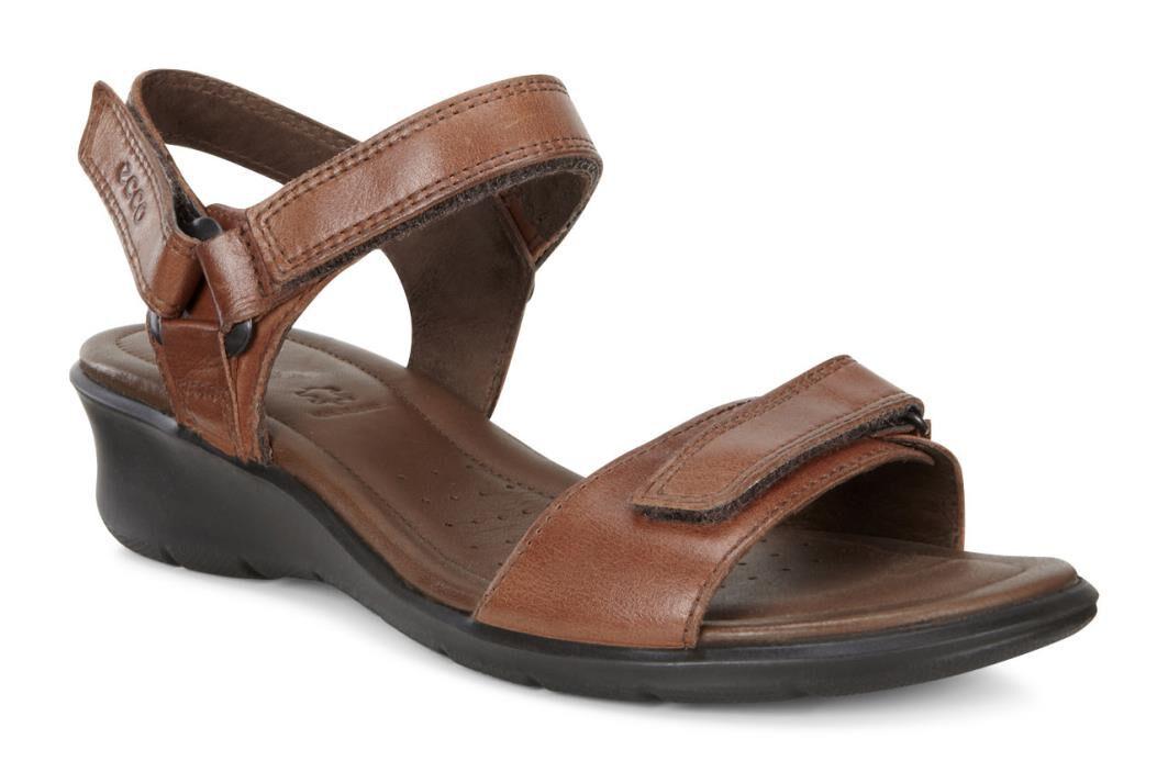ECCO Women's Felicia Leather Sandals 65ck3q