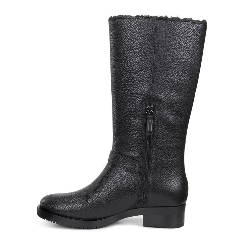 ... ECCO Alta Tall BootECCO Alta Tall Boot BLACK/BLACK (51052) ...