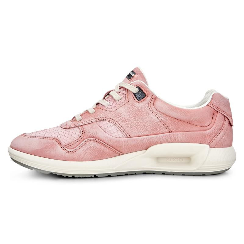 ... ECCO CS16 Womens SneakerECCO CS16 Womens Sneaker CORAL BLUSH/CORAL  (59441) ...