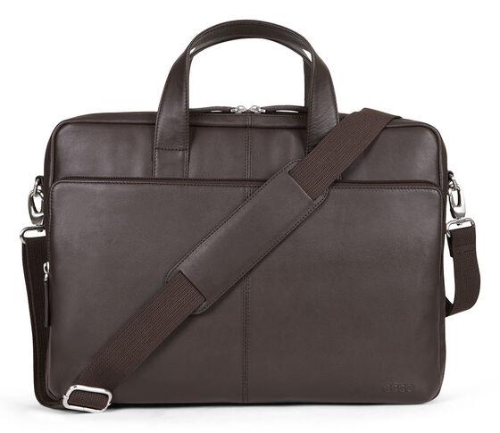 ECCO Foley Laptop Bag (COFFEE)