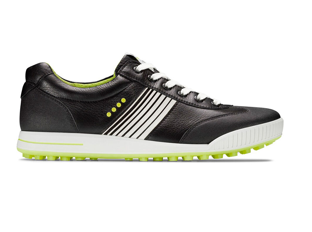 ... ECCO Mens Street SportECCO Mens Street Sport BLACK/BLACK/LIME PUNCH  (57537)