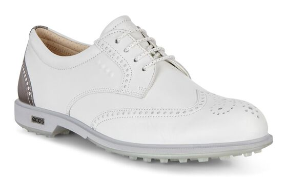 ECCO Womens Tour Hybrid (WHITE/SILVER METALLIC)