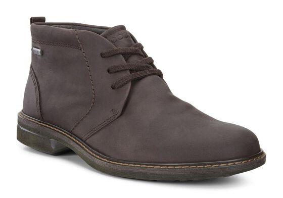Ecco Turn Gtx Chukka Tie Men S Boots Ecco Shoes