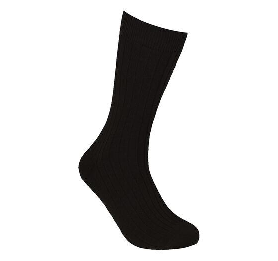 ECCO Mens Merino Wool Sock (BLACK)