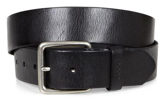 ECCO Garvin Jeans Belt (BLACK)