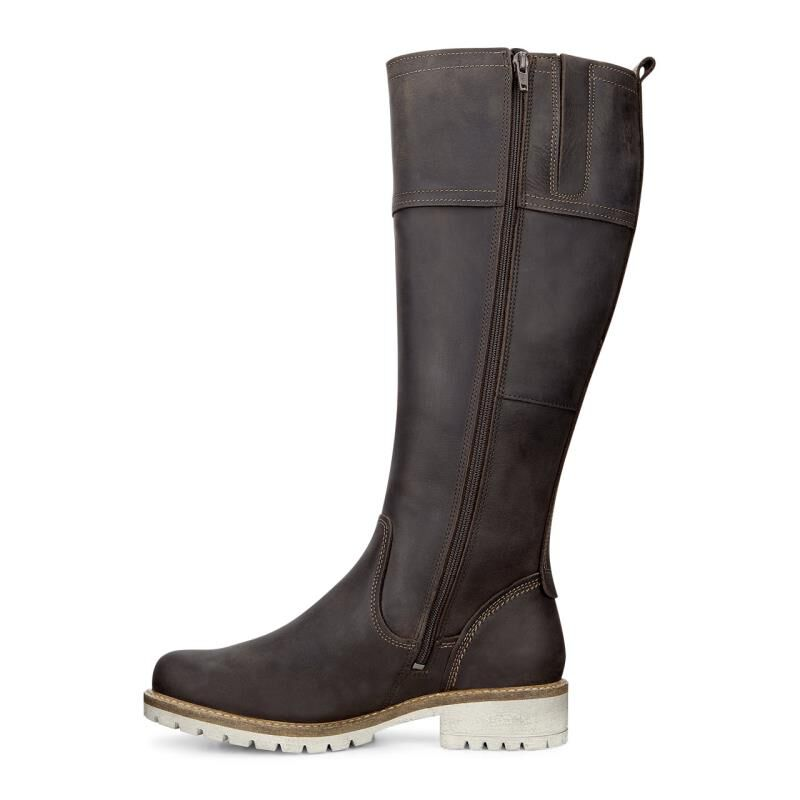 ... ECCO Elaine Tall Boot BuckleECCO Elaine Tall Boot Buckle COFFEE (02072)  ...