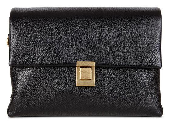 ECCO Isan 2 Handbag (BLACK)