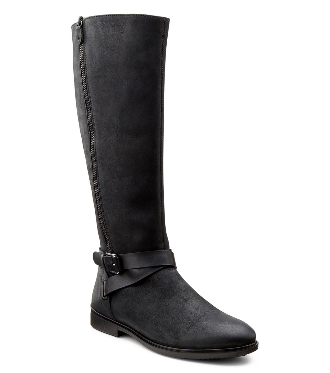 ECCO Touch 15 Tall BootECCO Touch 15 Tall Boot BLACK/BLACK (53859) ...