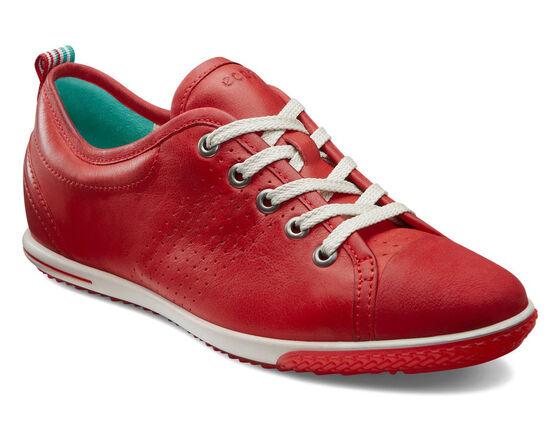 ECCO Spin Light Sneaker (RED ALERT/RED ALERT)