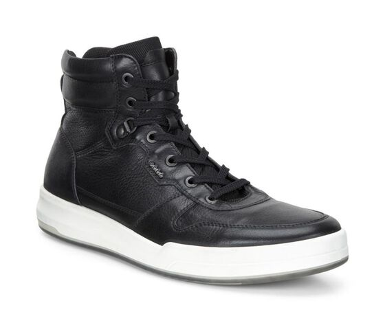 ECCO Jack High Top (MARINE)