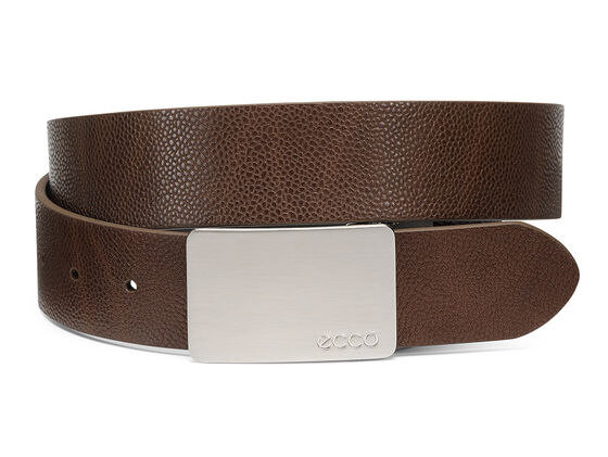 ECCO Canberra Belt (COCOA BROWN)