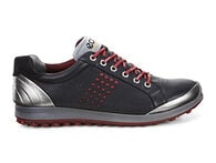 ECCO Mens Golf Biom Hybrid 2ECCO Mens Golf Biom Hybrid 2 BLACK/BRICK (50612)