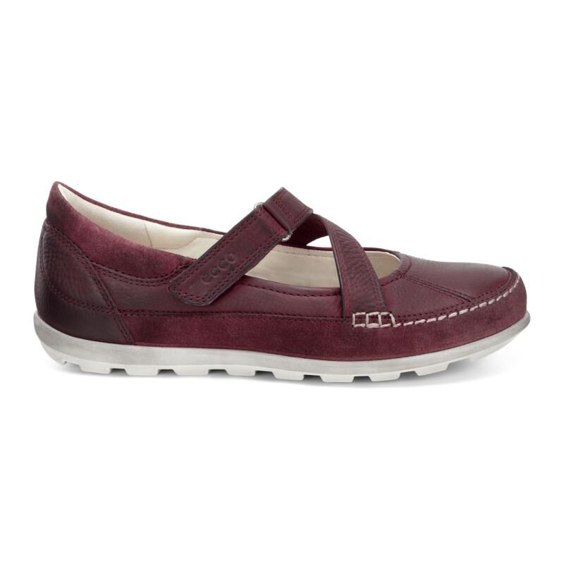 ... ECCO Cayla Mary JaneECCO Cayla Mary Jane PORT/PORT (58757) ...