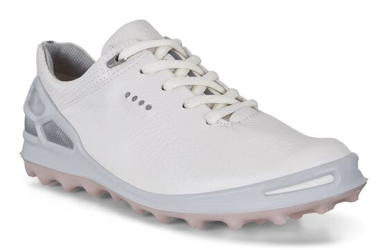 ECCO Womens Cage Pro GTXECCO Womens Cage Pro GTX WHITE/SILVER PINK (59044)