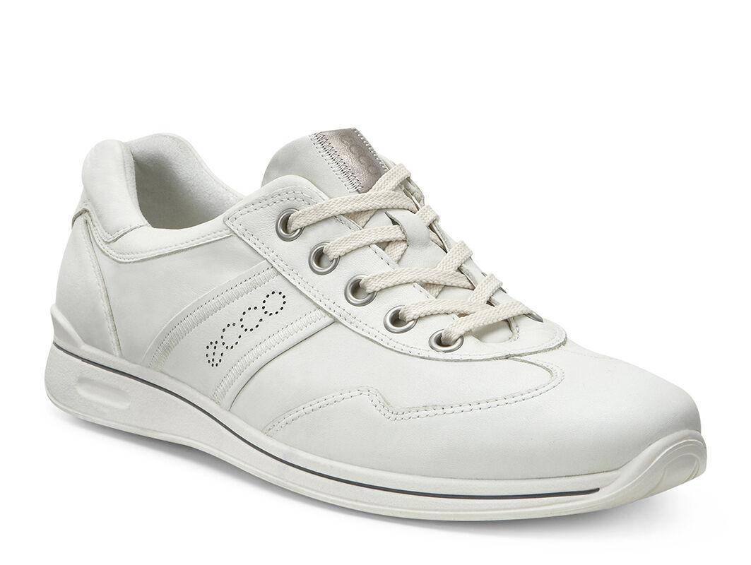 Womens Shoes ECCO Mobile II Shadow White