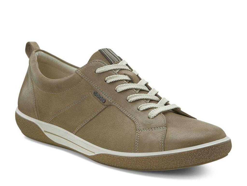 Ecco Womens Tie Shoes