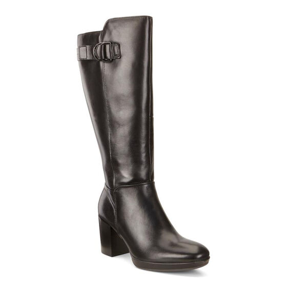 ECCO Shape 55 Chalet Tall Boot (BLACK)