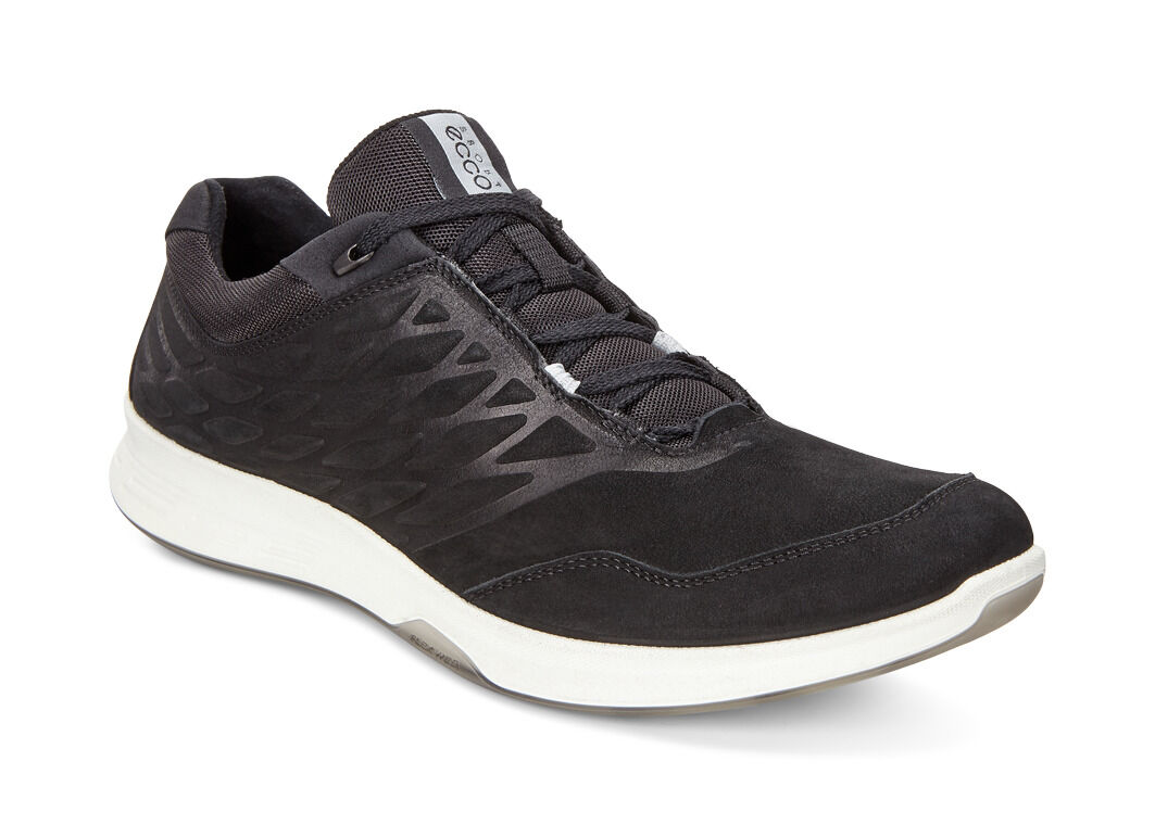 ECCO Mens Exceed LowECCO Mens Exceed Low BLACK (02001) ...
