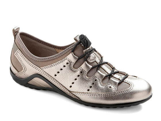 ECCO Vibration II Toggle (WARM GREY METALLIC/MOON ROCK)