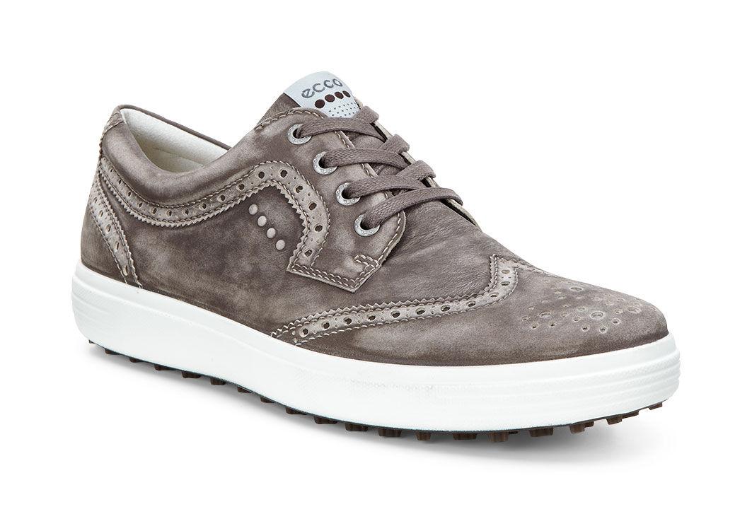 Men's ECCO 'Casual Hybrid' Golf Shoe, Size 8-8.5US / 42EU - Grey