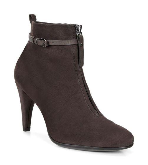 ECCO Shape 75 Sleek Ankle Boot (COFFEE/COFFEE)