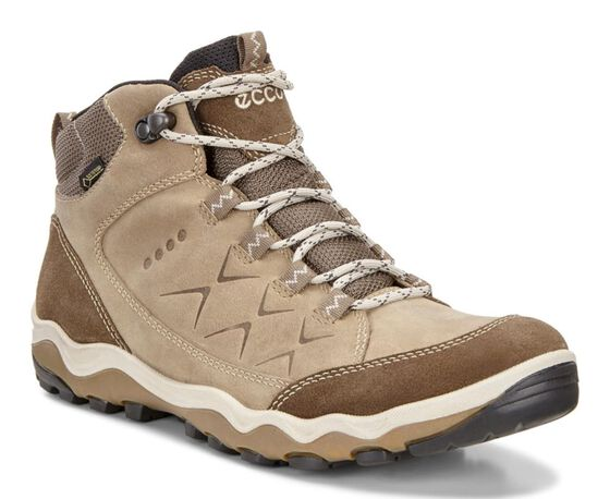 ECCO Womens Ulterra GTX Mid (BIRCH/NAVAJO BROWN)